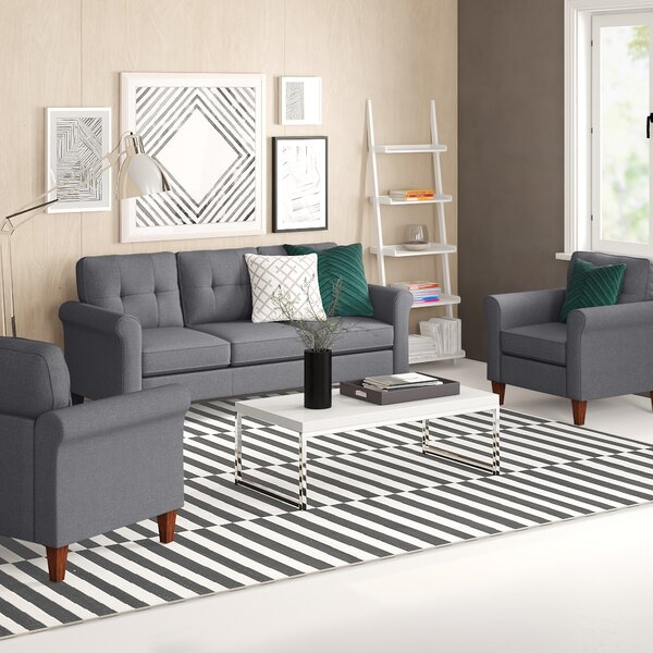 Peru 2 Piece Living Room Set by Zipcode Design