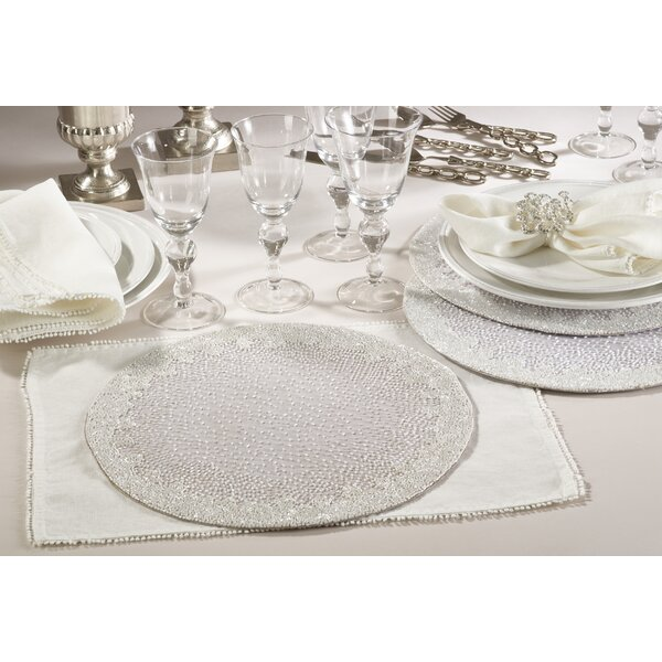 Luciana Placemat (Set of 4) by Saro