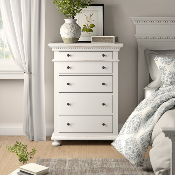 Dobson 5 Drawer Chest by Birch Lane™ Heritage