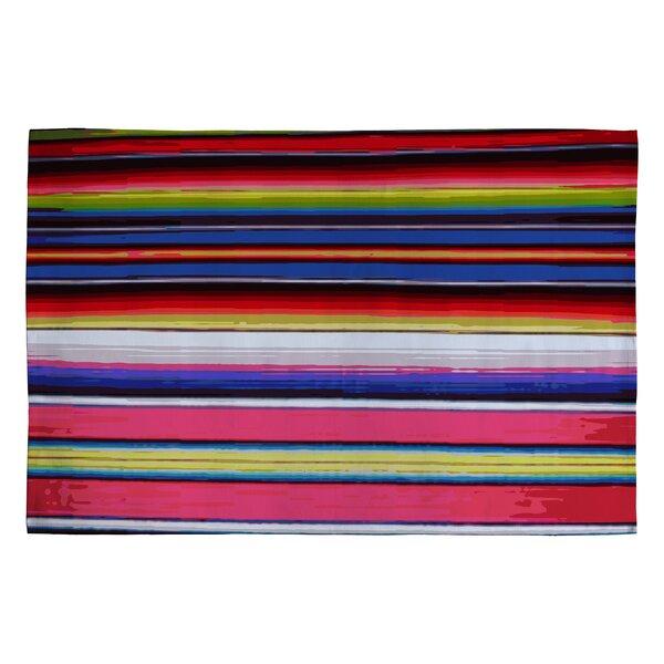 Deb Haugen Surf Serape Rug by Deny Designs