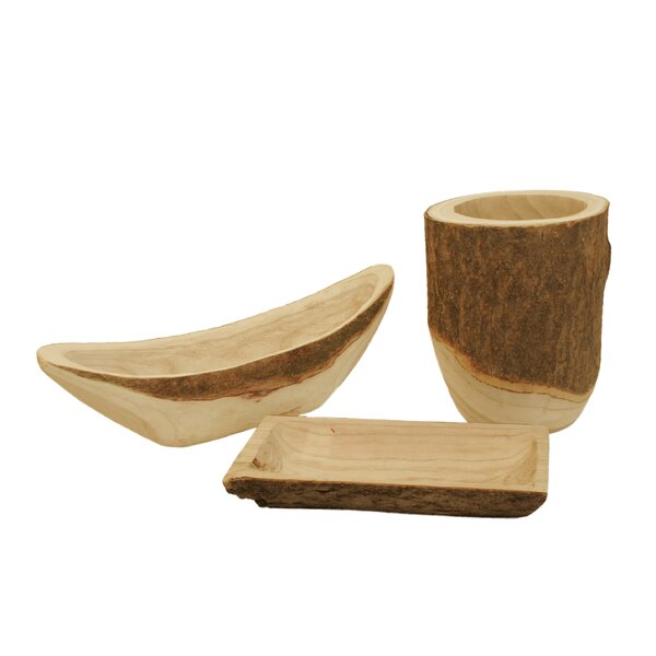 Olinger 3 Piece Serving Set by Union Rustic