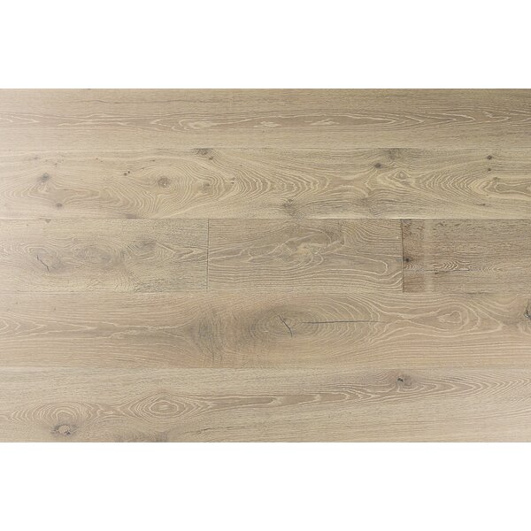 Erickson 9-1/2 Engineered Oak Hardwood Flooring In Melville Tan by Albero Valley