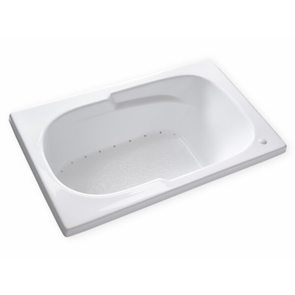 Hygienic Air Massage 60 x 36 Bathtub by Carver Tubs