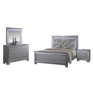 Panel Bedroom Sets You\'ll Love   Wayfair