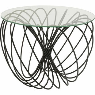 Metal wire side table wayfair wire side table greentooth Gallery