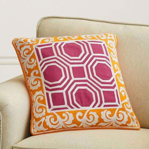 Aspatria Throw Pillow by House of Hampton