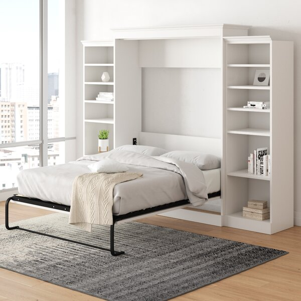 Storage Murphy Bed by Latitude Run