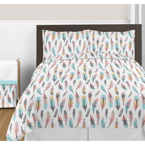 Feather Comforter Set by Sweet Jojo Designs