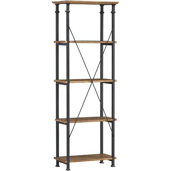 Wellston Factory Etagere Bookcase By 17 Stories
