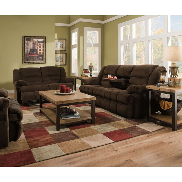 Mendes Reclining Configurable Living Room Set by Darby Home Co