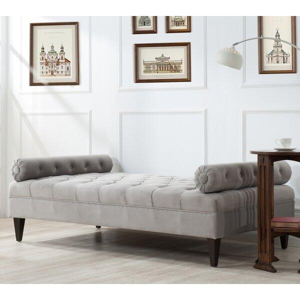 Kiki Upholstered Bench by Willa Arlo Interiors