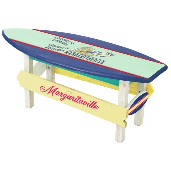 Changes in Attitude Sea Plane Coffee Table by Margaritaville