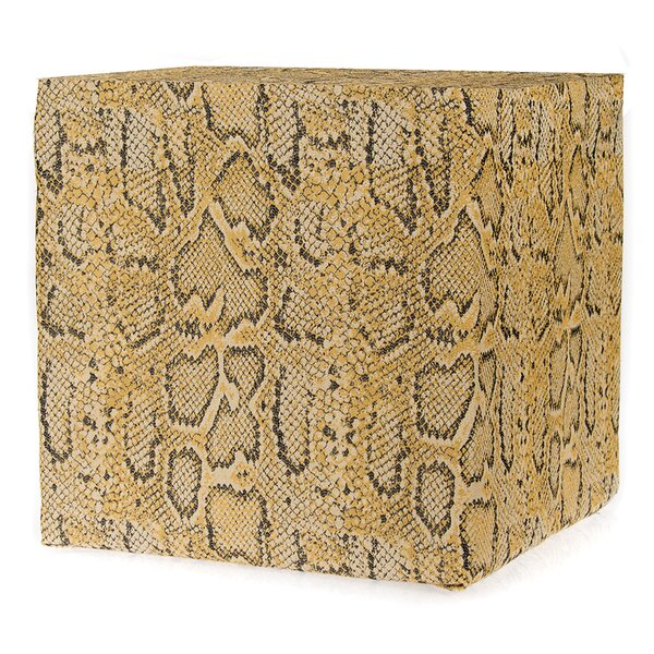 Nunez Decorative Cube Ottoman by Mercer41