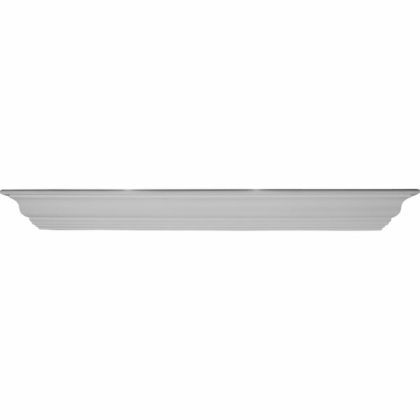 Classic 4 1/2H x 48W x 4 1/2D Shelf by Ekena Millw