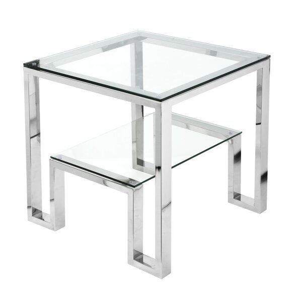 Coosada End Table by Mercer41