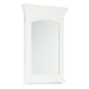 Simpli Home Elise Bathroom/Vanity Mirror