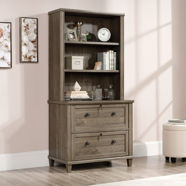 Hammond 2-Drawer Vertical Filing Cabinet