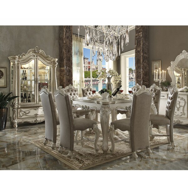 Kenzo 9 Piece Counter Height Dining Set by Astoria Grand