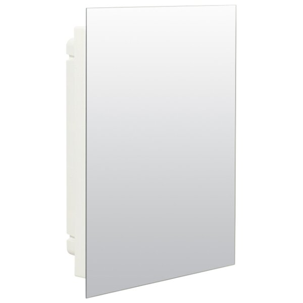 Keenan 16.19 x 22.25 Surface Mount Medicine Cabinet by Ebern Designs