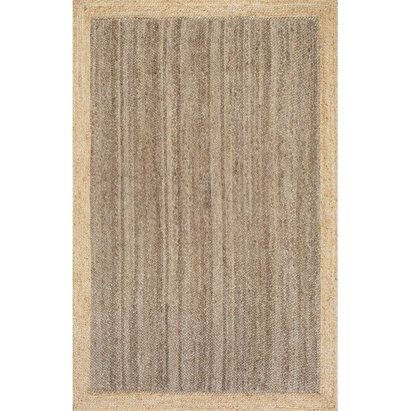 Benham Gray Area Rug by Beachcrest Home