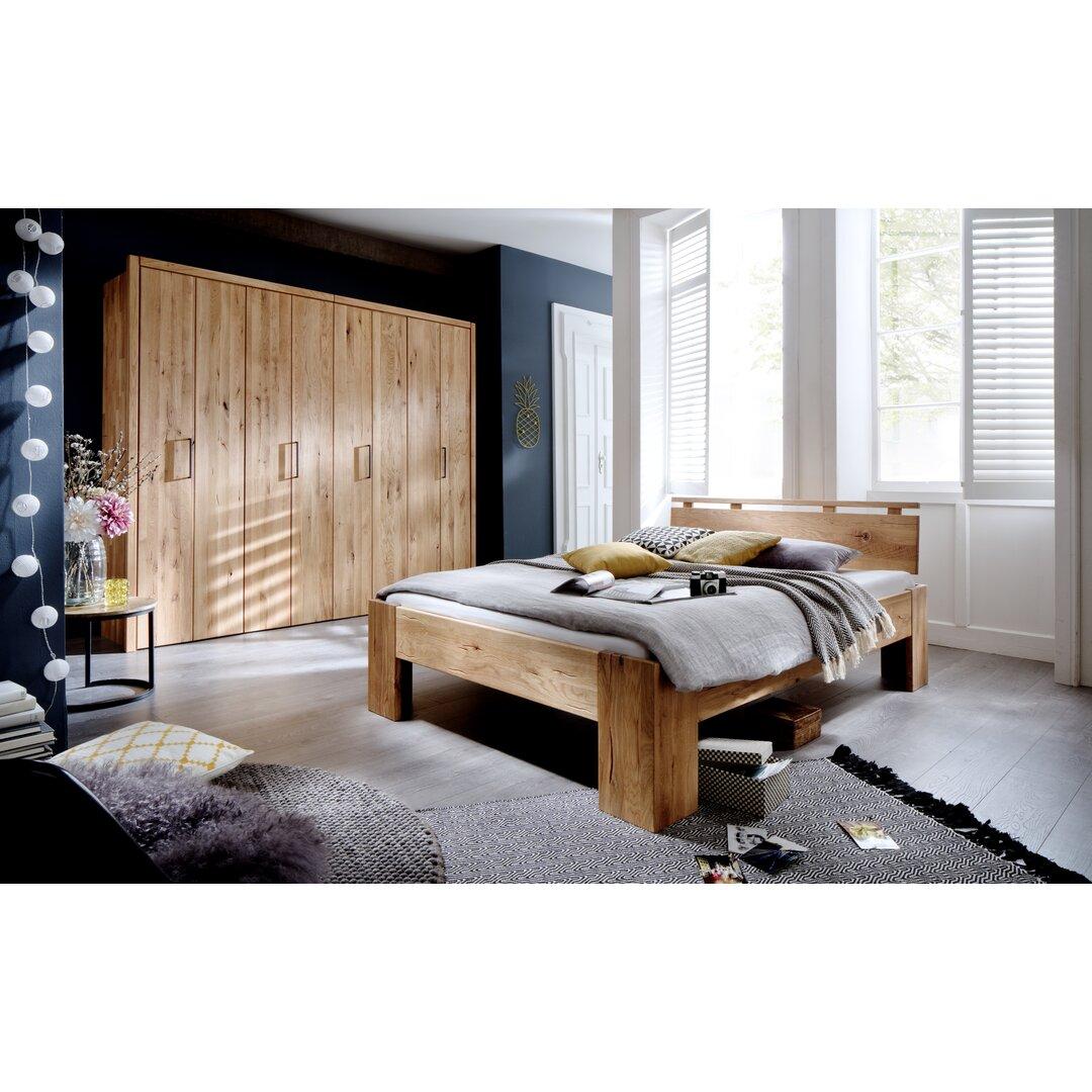 gracie oaks Massivholzbetten online kaufen   Möbel Suchmaschine ...