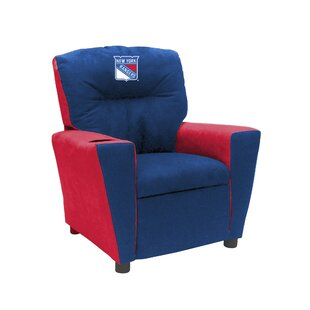Check Prices NHL Kids Recliner ByImperial International