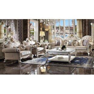 Jagger 3 Piece Living Room Set by Willa Arlo™ Interiors