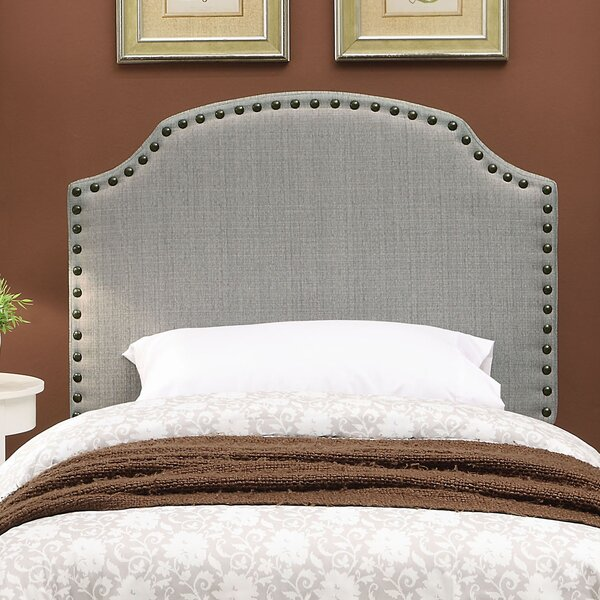 Coleshill Upholstered Panel Headboard by Three Posts
