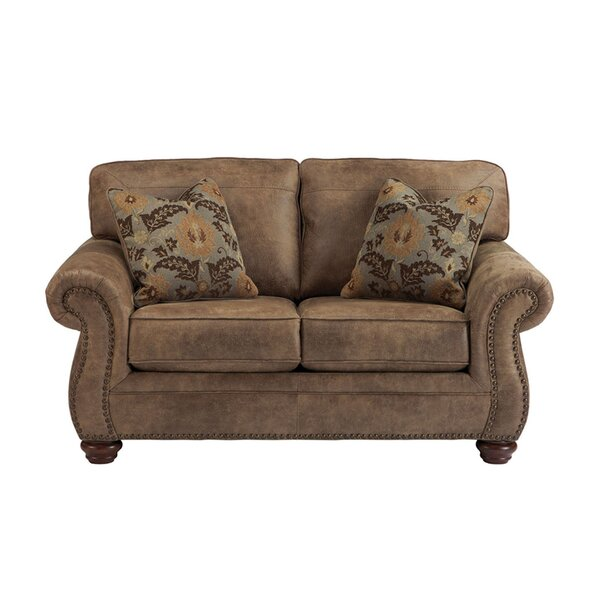 Matthes Loveseat by Millwood Pines