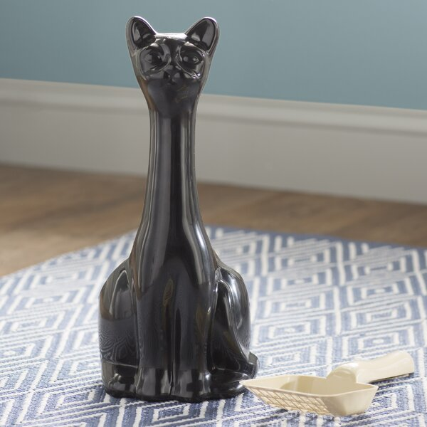Ace Cat Waste Receptacle by Archie & Oscar