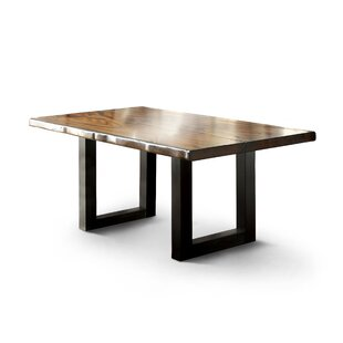 Reviews Timberlane Dining Table By Loon Peak