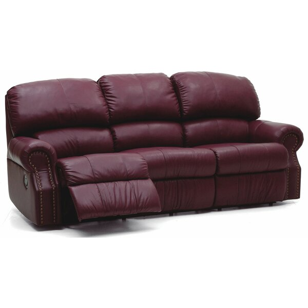 Save Big With Charleston Reclining Sofa by Palliser Furniture by Palliser Furniture