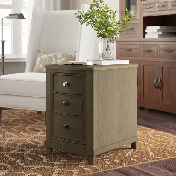 Tommie Chairside Table by Birch Lane™ Heritage