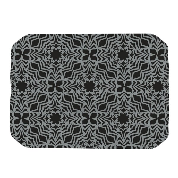 Optical Feast Placemat by KESS InHouse