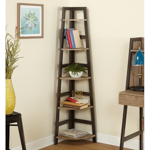 Mcmath Corner Unit Bookcase by Williston Forge