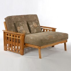 Clifton Futon Frame by Millwood Pines