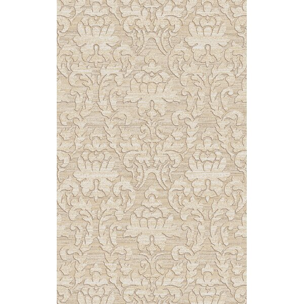 Limewood Ivory Rug by Darby Home Co