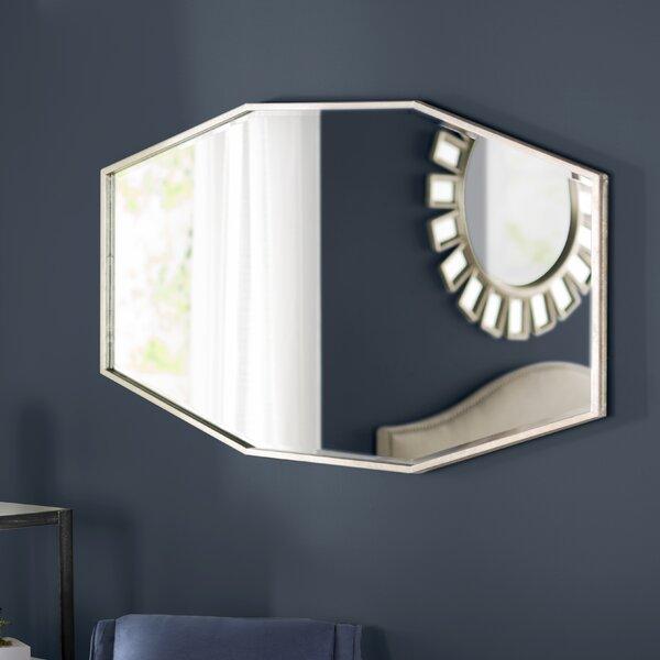 Gorecki Wall Mirror by Mercury Row