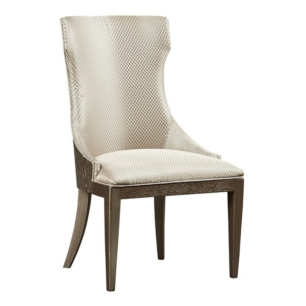 Textures Gabriella Upholstered Dining Chair by Fine Furniture Design