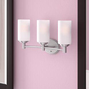 Best Price Cana 3-Light Vanity Light By Latitude Run
