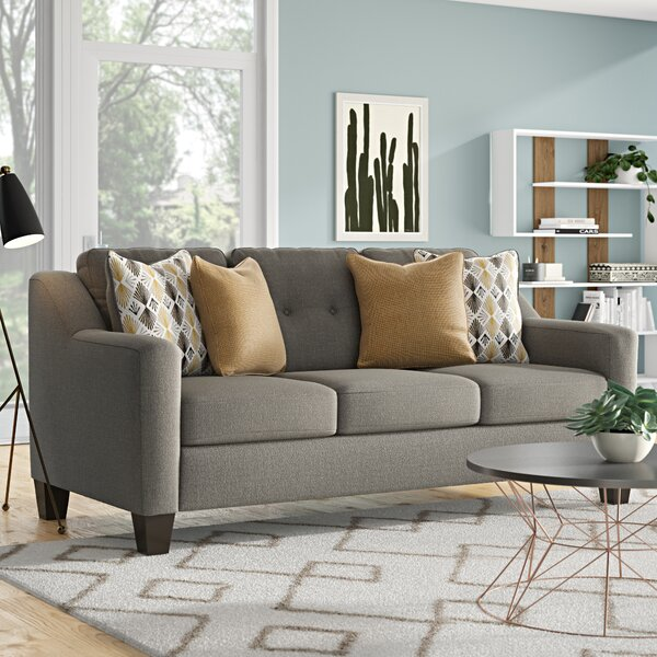 For The Latest In Audie Sofa by Ivy Bronx by Ivy Bronx