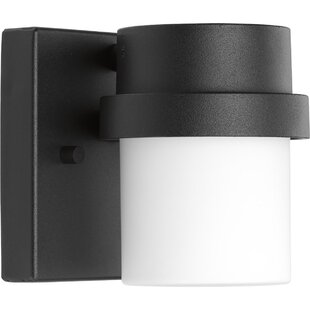 Comparison Staten LED Wall Lantern By Wrought Studio