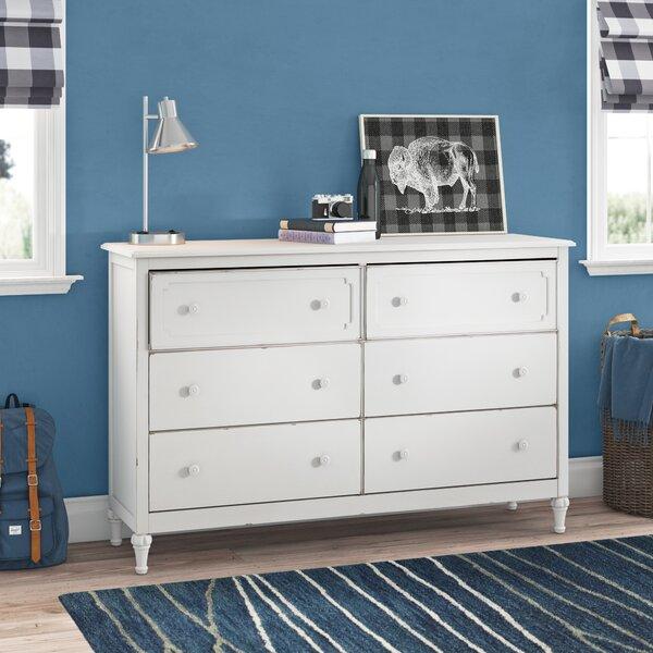 Derlyum 6 Drawer Double Dresser by Grovelane Teen