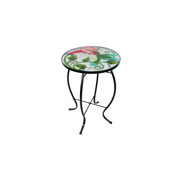 Hummingbird Plant Stand by Continental Art Center