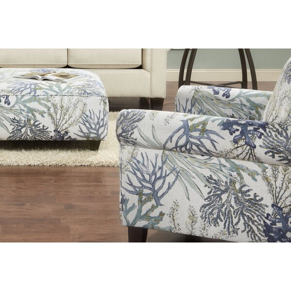 Longstreet Armchair by Rosecliff Heights