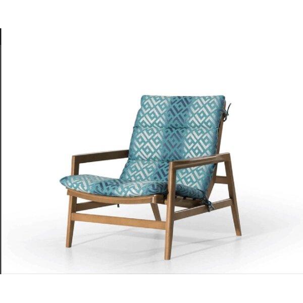 Woodby Armchair By Corrigan Studio