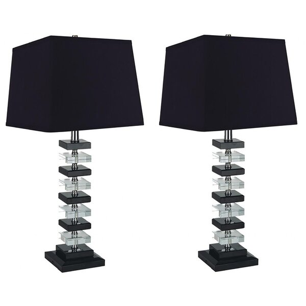 Brogan 26 Table Lamp (Set of 2) by Everly Quinn