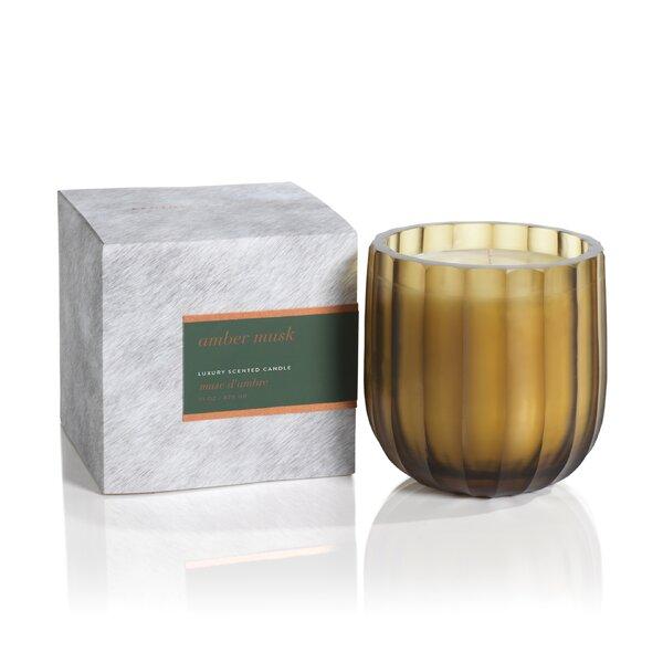 Scented Jar Candle by Corrigan Studio