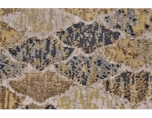 Rogers Castle/Taupe Area Rug