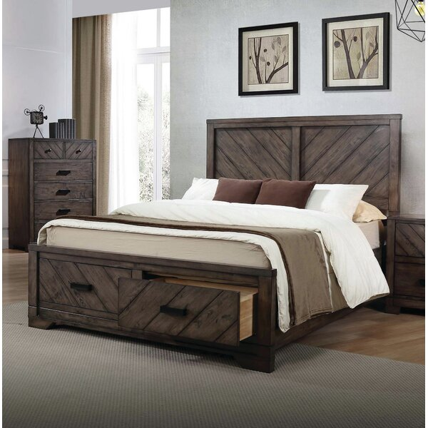 Parryville Storage Standard Bed by Gracie Oaks